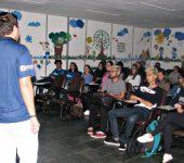 Alunos da Ufscar conheceram processo de tratamento da ETA Cerrado