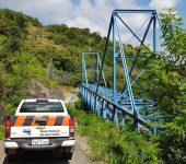Prefeito Crespo investe continuamente na proteção de adutoras que servem água à população