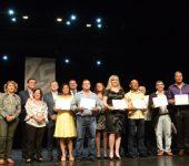 Emoção marca cerimônia de Jubileu de Prata dos profissionais com 25 anos de serviços prestados ao município