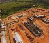 Saae investe em obras para aumentar capacidade  de abastecimento de água e de tratamento de esgoto