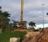 Retirada de bancos de areia reduz  riscos de alagamentos do rio Sorocaba