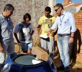 Saae inicia a entrega do segundo lote do Programa Caixa D'Água Social