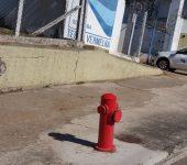 Saae faz troca e manutenção de hidrantes da cidade
