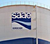 Saae faz manutenção de  rede na região do Cajuru