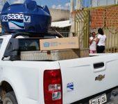 Caixa d'água social tem maior procura após início do rodízio