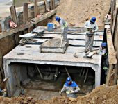 Novo canal do Supiriri já tem 300 metros concluídos