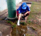 Educação Ambiental trabalha no combate e prevenção à dengue
