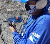 Controle de perdas: geofones auxiliam  na detecção e eliminação de vazamentos