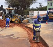 Controle de perdas: concluída obra de setorização no Wanel