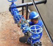 Concluídas obras para melhorias no abastecimento de água