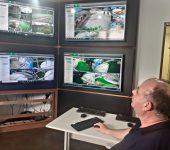 Saae amplia sistema de segurança em suas unidades