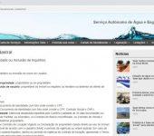 Saae/Sorocaba realiza atualização cadastral on-line de munícipes.