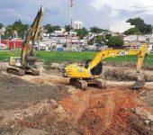 Desassoreamento do reservatório Água Vermelha é ação preventiva contra alagamentos