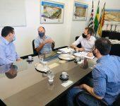 Saae e Votorantim Energia se reúnem para tratar do abastecimento público de Sorocaba e futuras parcerias.