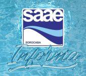 SAAE Sorocaba mantém serviços essenciais e informa canais de atendimento.