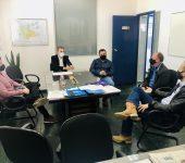 Saae tem reunião preventiva com a Votorantim Energia para tratar de abastecimento público.