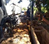 Saae-Sorocaba finaliza implantação de rede de esgoto na Zona Sul.