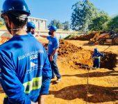 Saae-Sorocaba habilita segunda turma de servidores em técnicas de segurança para escavações.
