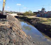 Saae-Sorocaba e Serpo concluem manutenções em área de córrego na Vila Barão