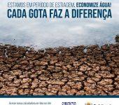 Saae-Sorocaba intensifica campanha de conscientização para economia de água