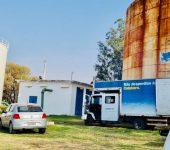 Saae-Sorocaba realiza manutenção no reservatório YKK