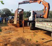 Saae habilita sexto grupo de servidores em técnicas de segurança para escavações