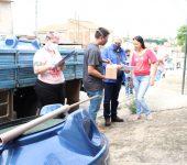 """Saae-Sorocaba inicia entrega do 7º lote do programa """"Caixa D'Água Social"""""""