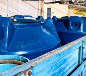 "Saae-Sorocaba define ordem de entrega de ""caixa d'água social""para 15 famílias"